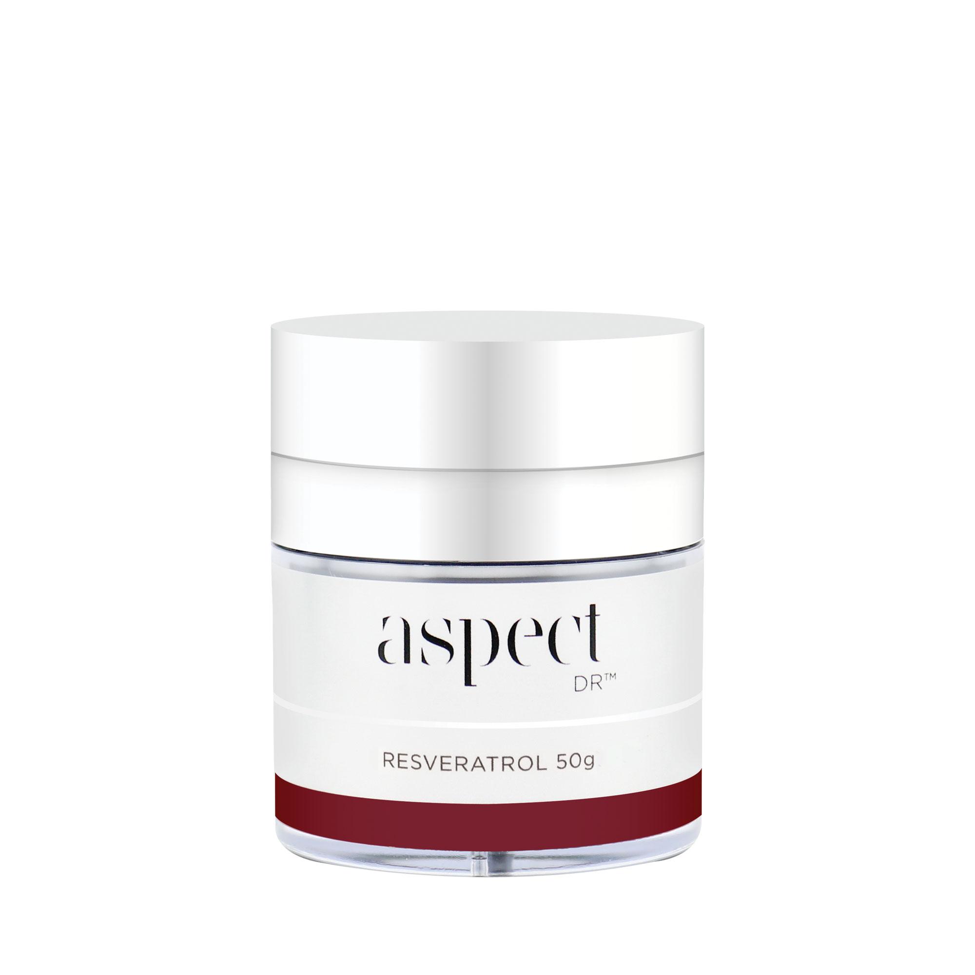 Resveratrol Moisturising Cream 50g Airless Pump